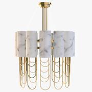 Niagara Suspension Lamp 3d model