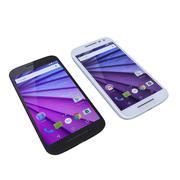 Motorola Moto G 3rd Gen modelo 3d