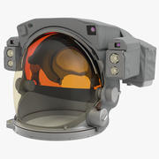 NASA Space Helmet 3d model