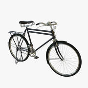 Bicycle Classic 001 (Bike) 3d model