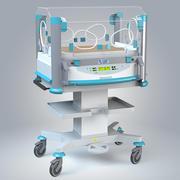 Infant Incubator SI-600 3d model