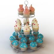 Cupcake_47 3d model