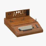 Apple ich 3d model
