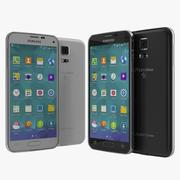 Samsung Galaxy S5 Mini 3 Boyutlu Modeller Seti 3d model