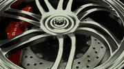 Koło Pagani Huayra 3d model