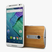 Motorola Moto X Style Bamboo 3d model