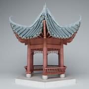 Pavilion 01 3d model
