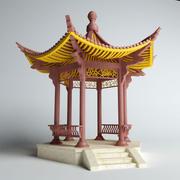 Pavilion 03 3d model