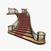 Grand Staircase 3d model