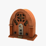 Radyo 3d model