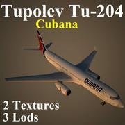 T204 CUB 3d model