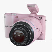 SAMSUNG SMART CAMERA NX1000 3d model