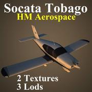 鸟羽HMA 3d model