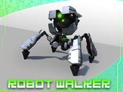 Robô Quadrúpede 3d model