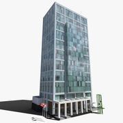 Ofis Binası 3 3d model