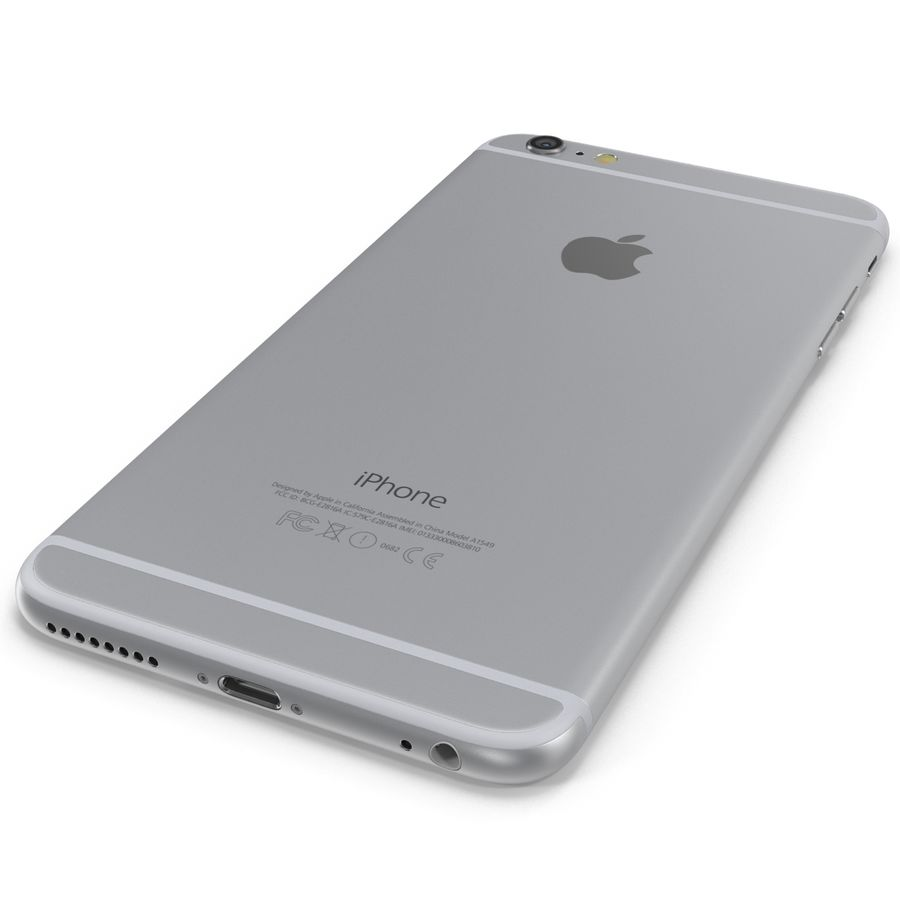 Apple Electronics Collection royalty-free 3d model - Preview no. 20