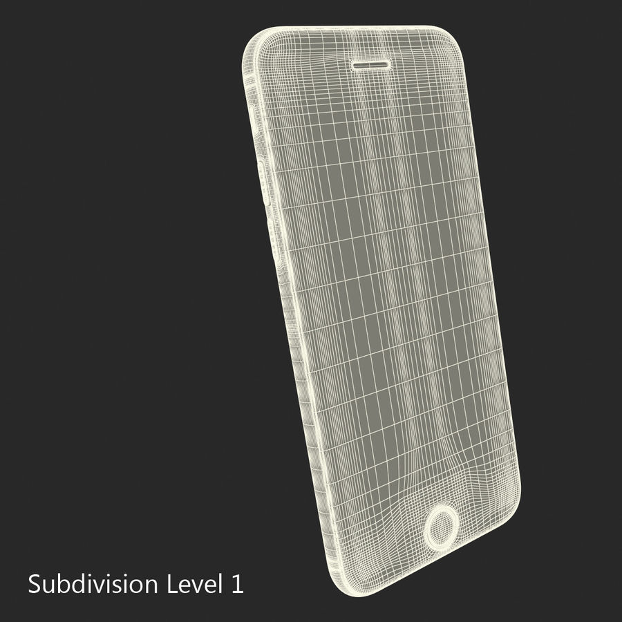 Apple Electronics Collection royalty-free 3d model - Preview no. 52