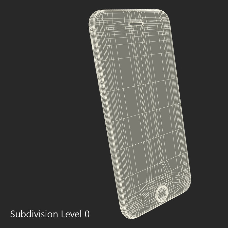 Apple Electronics Collection royalty-free 3d model - Preview no. 51