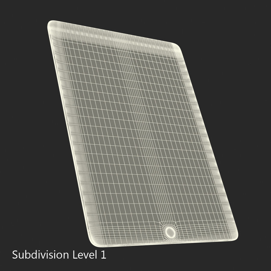 Apple Electronics Collection royalty-free 3d model - Preview no. 56