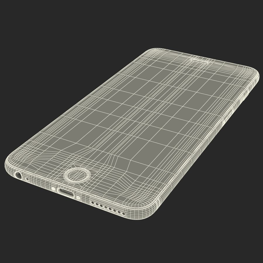Apple Electronics Collection royalty-free 3d model - Preview no. 65