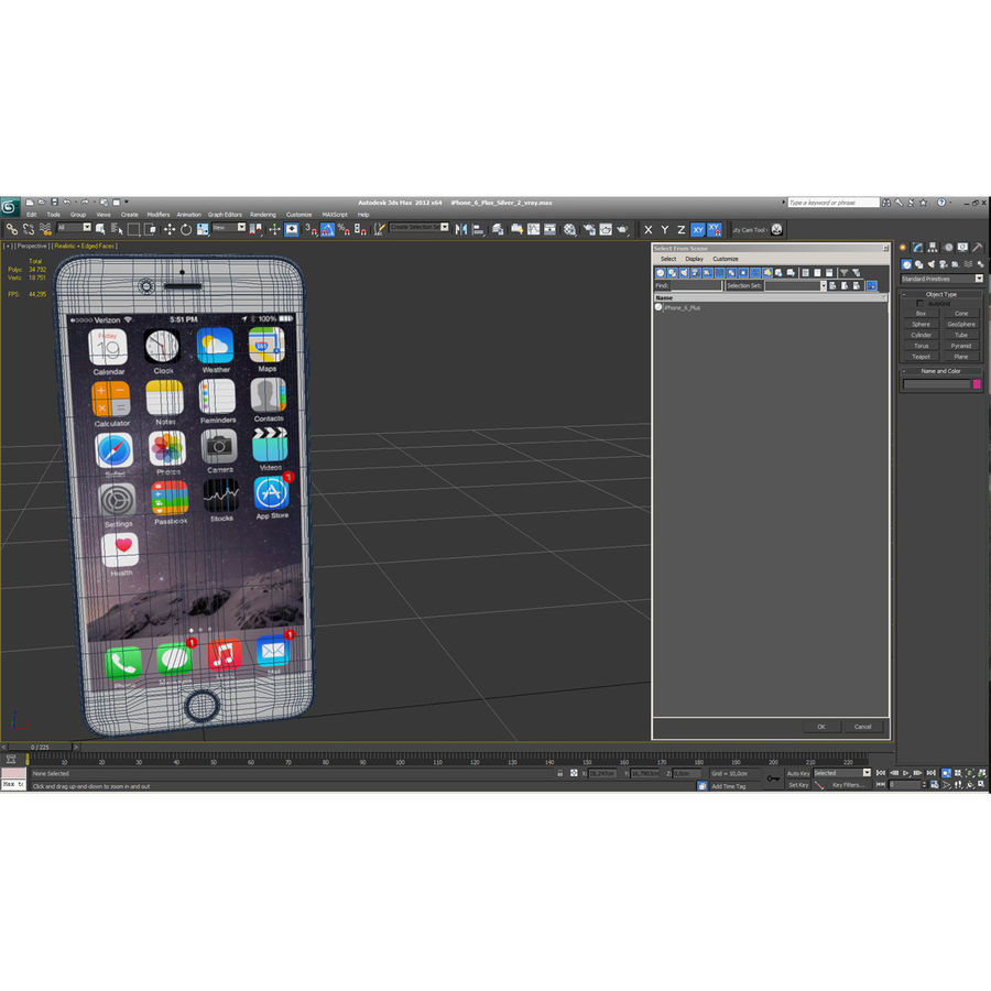 Apple Electronics Collection royalty-free 3d model - Preview no. 64