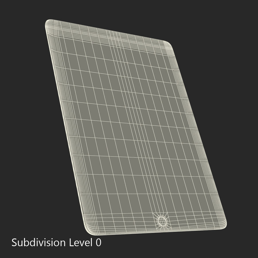 Apple Electronics Collection royalty-free 3d model - Preview no. 55