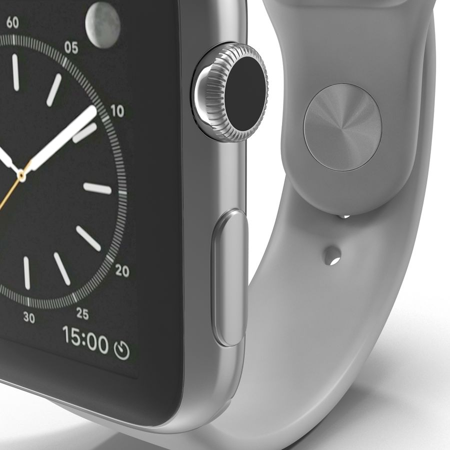Apple Electronics Collection royalty-free 3d model - Preview no. 31