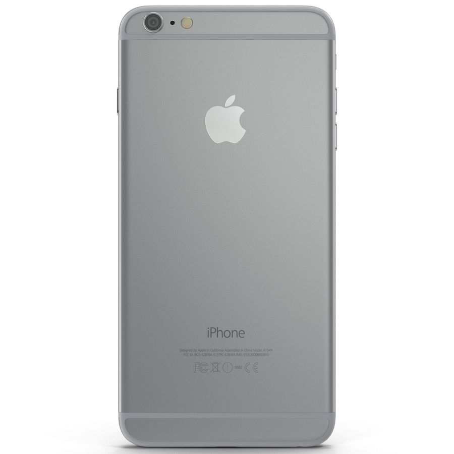 Apple Electronics Collection royalty-free 3d model - Preview no. 14