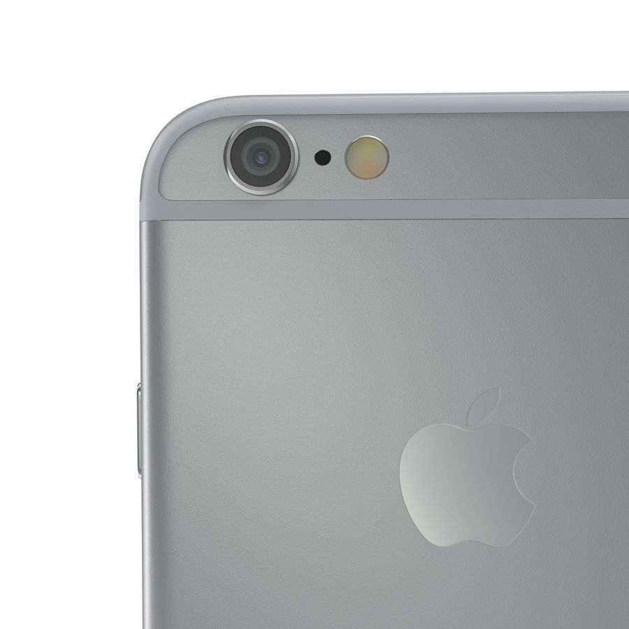 Apple Electronics Collection royalty-free 3d model - Preview no. 47