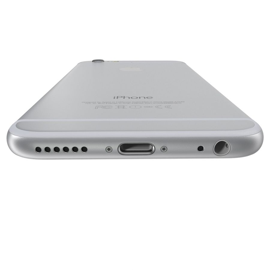 Apple Electronics Collection royalty-free 3d model - Preview no. 48