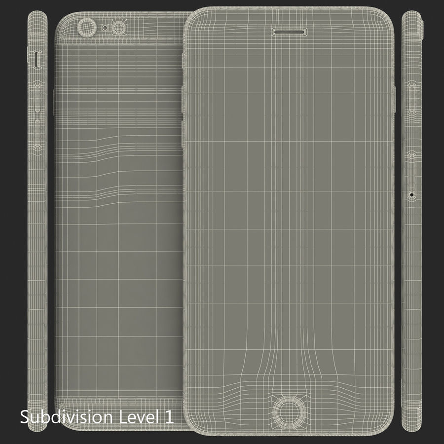 Apple Electronics Collection royalty-free 3d model - Preview no. 50
