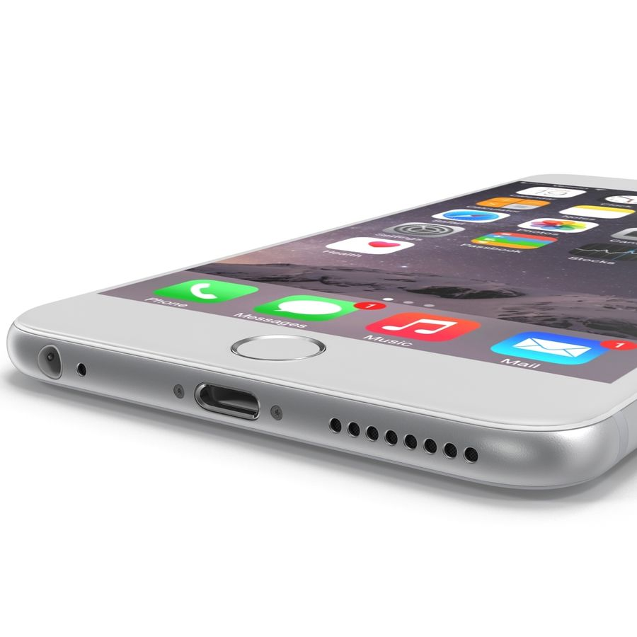 Apple Electronics Collection royalty-free 3d model - Preview no. 19