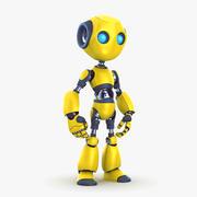 Robot C 3d model