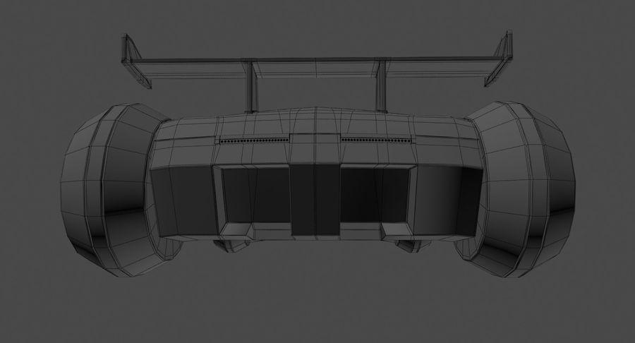 E-Car royalty-free modelo 3d - Preview no. 22