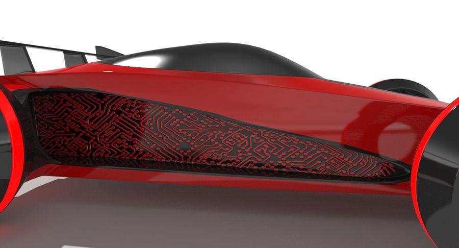 E-Car royalty-free modelo 3d - Preview no. 12