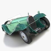 Bugatti (Type 41) Royale Esders (01) 3d model