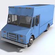 Step Van (GENERIC) 3d model