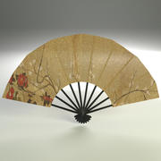 Japon Fan 3d model