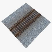 Eisenbahn 3d model