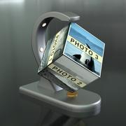 Photo Cube 3d model