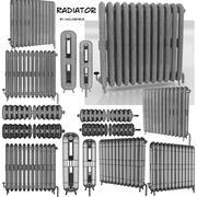 Radiateur 3d model