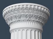 Coluna romana 3d model