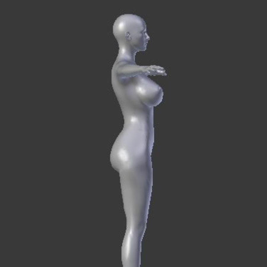 高聚母底网 royalty-free 3d model - Preview no. 4