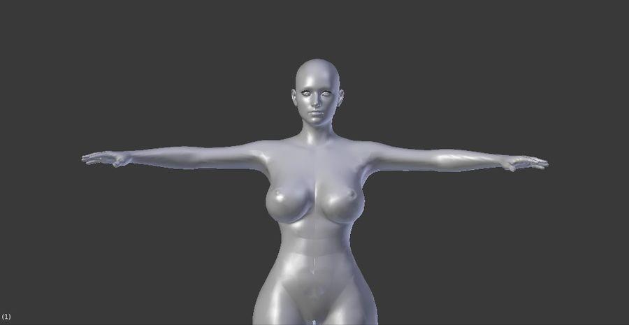 高聚母底网 royalty-free 3d model - Preview no. 5