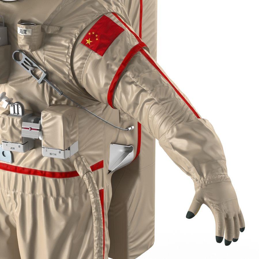 Astronauta Chino Con Traje Espacial Haiying Modelo 3d Modelo 3d 149 Max Obj Ma C4d 3ds Free3d