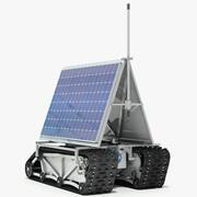 NASA Greenland Rover 3d model