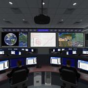 Command Center - Modular 3d model