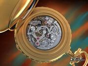 Watch mechanism 15 3d model