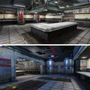 Medic Interior 3d model