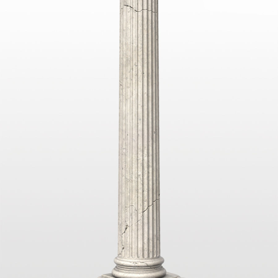 Column royalty-free 3d model - Preview no. 1